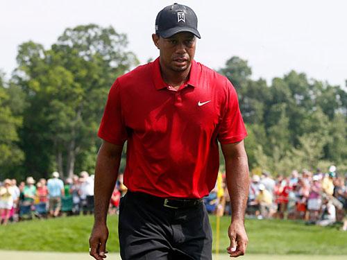 Golf 24/7: Tiger Woods đánh số gậy tệ nhất sự nghiệp - 1