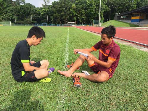 U23 Việt Nam: Hữu Dũng trở lại - 1