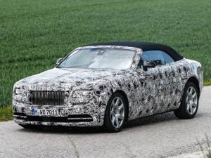 Rolls-Royce Dawn mui mềm, giá khoảng 6 tỷ đồng