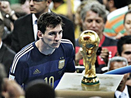 """Messi: Sau cú ăn 3 là """"món nợ"""" với ĐT Argentina - 1"""