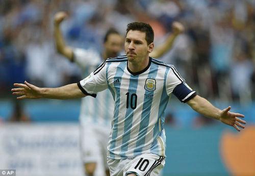 """Messi: Sau cú ăn 3 là """"món nợ"""" với ĐT Argentina - 2"""