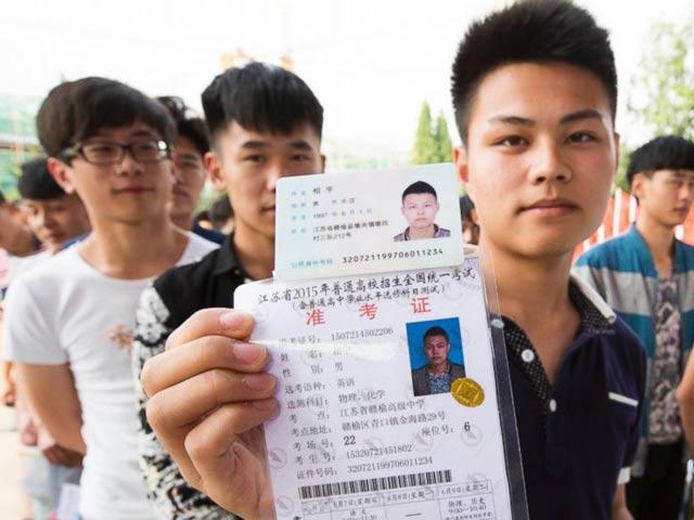 """Những đề thi đại học """"bá đạo"""" ở Trung Quốc - 2"""