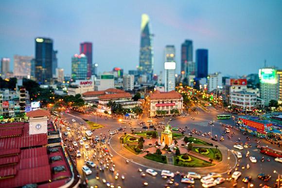 Top 10 thành phố phát triển du lịch nhanh nhất thế giới - 1