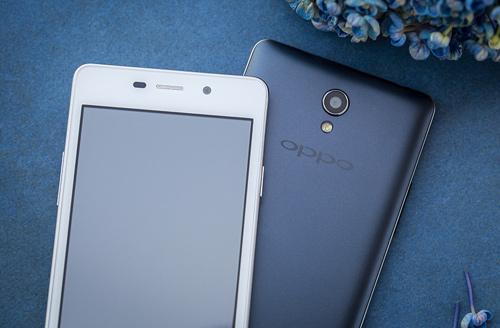Ra mắt Oppo Joy 3 chip lõi tứ, giá mềm - 2