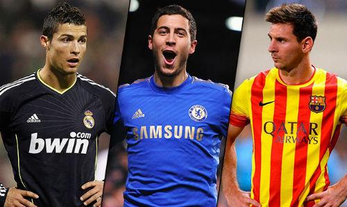 """Messi """"đè bẹp"""" Ronaldo về giá trị chuyển nhượng - 1"""