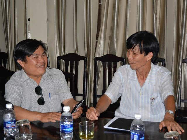 """Sau khi """"cáo quan"""", ông Nguyễn Sự làm gì? - 2"""