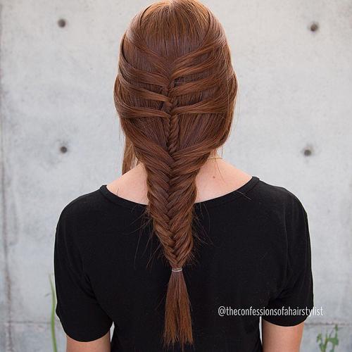 1433932310 sdeytoc13 xfql Những biến tấu tuyệt đẹp cho nàng thích tóc tết