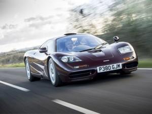 """Mr. Bean"" bán siêu xe McLaren F1 giá 12 triệu USD"