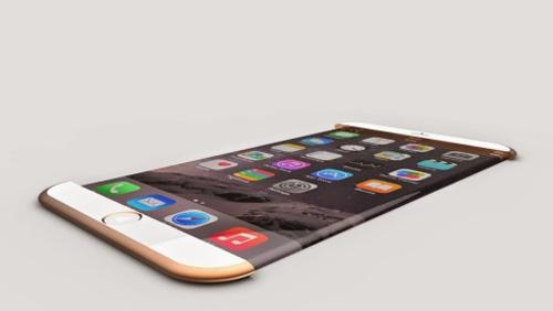 Mê mẩn iPhone 7 concept có thiết kế siêu mỏng - 3