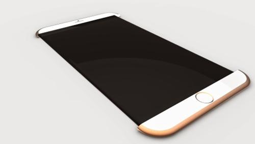 Mê mẩn iPhone 7 concept có thiết kế siêu mỏng - 1