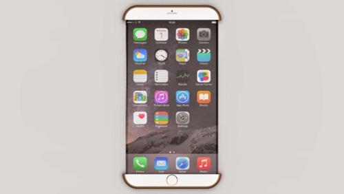 Mê mẩn iPhone 7 concept có thiết kế siêu mỏng - 4