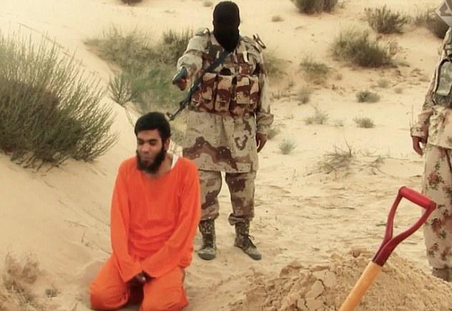 """IS bắt """"điệp viên"""" Israel tự đào huyệt chôn mình - 2"""