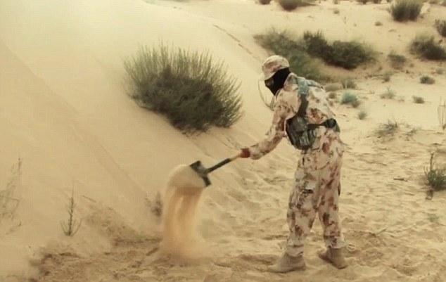 """IS bắt """"điệp viên"""" Israel tự đào huyệt chôn mình - 4"""