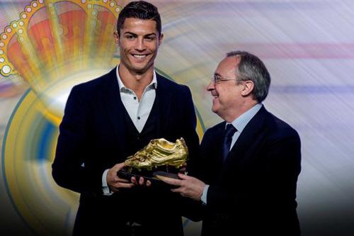"Ronaldo: ""Đứa con nuôi"" Real chưa bao giờ muốn - 1"