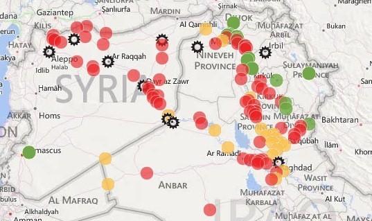 """Chiến lược """"lá súng"""" chống IS của Mỹ ở Iraq - 2"""