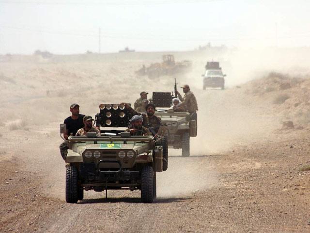 """Chiến lược """"lá súng"""" chống IS của Mỹ ở Iraq - 3"""