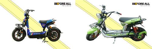 Xe điện Before All: Chung tay vì môi trường xanh - sạch hơn! - 5