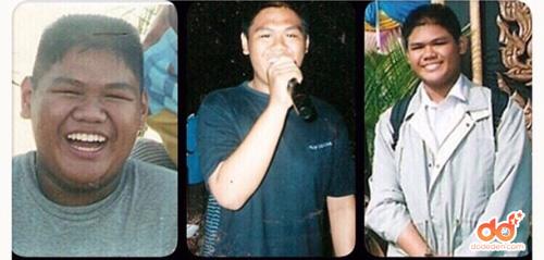 1434092146 ahgss 22855721 yprd Chàng béo Thái Lan trở thành hot boy nhờ giảm nửa tạ