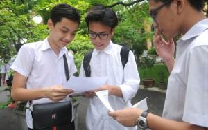 Kỳ thi vào lớp 10 năm 2015: Đề văn phá cách, mới mẻ