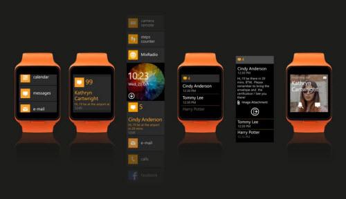 """Microsoft đã """"giết"""" đồng hồ thông minh Moonraker của Nokia - 4"""