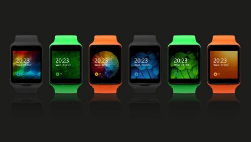 """Microsoft đã """"giết"""" đồng hồ thông minh Moonraker của Nokia - 2"""