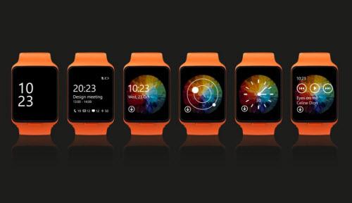 """Microsoft đã """"giết"""" đồng hồ thông minh Moonraker của Nokia - 3"""