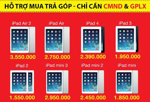 ShopDunk giảm giá đồng loạt iPhone - iPad - smartphone dịp khai trương - 3