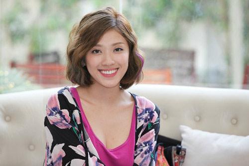 Yumi Dương tự hào với sức hút từ làn da tươi sáng - 3