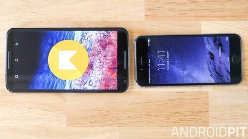 Cuộc chiến giữa Android M và iOS 9 - 8