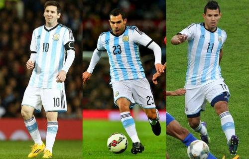 Argentina: Messi trước cái dớp của Pele, Maradona - 2