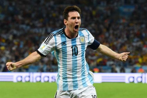 Argentina: Messi trước cái dớp của Pele, Maradona - 1