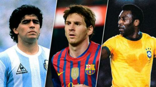 Argentina: Messi trước cái dớp của Pele, Maradona - 3