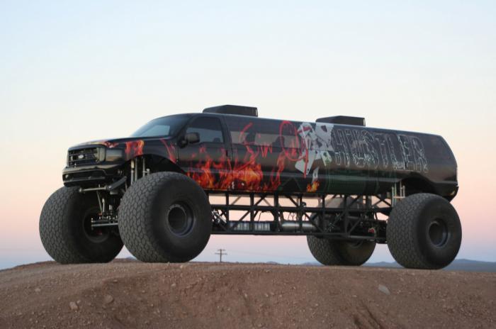 """Ford Excursion """"siêu dài"""" vô cùng hầm hố - 2"""