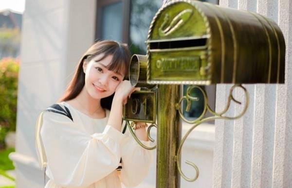 Vẻ đẹp ngọt ngào của hoa khôi báo chí - 1