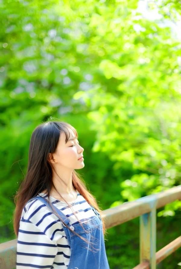 Vẻ đẹp ngọt ngào của hoa khôi báo chí - 3