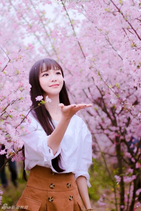 Vẻ đẹp ngọt ngào của hoa khôi báo chí - 10