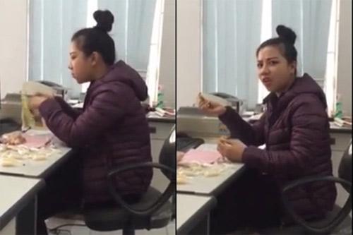 Cô gái vừa ăn vừa hát: Khó xử khi được The Voice ưu ái - 4