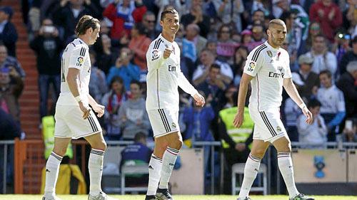 Real thời Benitez: Chờ B-B-C phiên bản 2.0 - 2