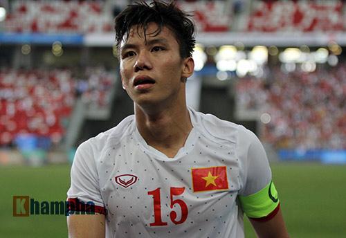 """U23 Việt Nam khóc """"như mưa"""" sau thất bại - 5"""