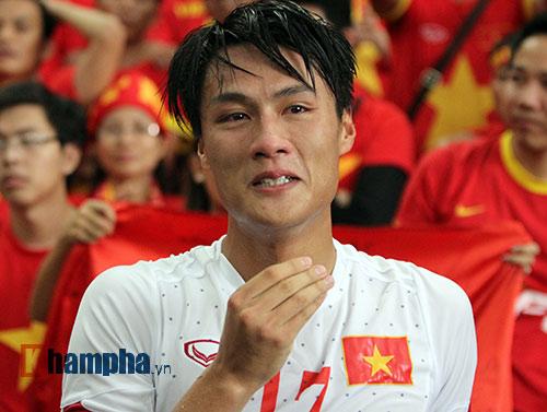 """U23 Việt Nam khóc """"như mưa"""" sau thất bại - 7"""