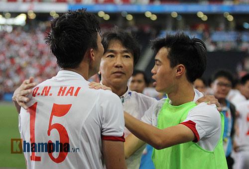 """U23 VN thua đau & nỗi buồn """"tê tái"""" của Miura - 9"""