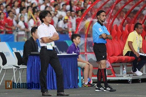 """U23 VN thua đau & nỗi buồn """"tê tái"""" của Miura - 5"""