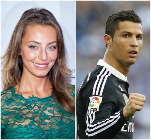 """Chuyện chưa kể về """"tình mới"""" của Ronaldo - 1"""