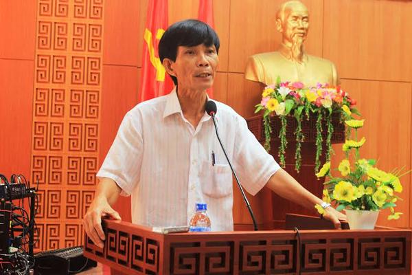 Trải lòng của ông Nguyễn Sự sau khi chính thức về hưu sớm - 1