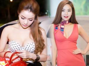9 bộ cánh gợi cảm hút mắt nhất tuần của mỹ nữ Việt