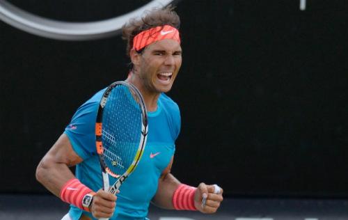 Nadal – Monfils: Lấy lại niềm tin (BK Mercedes Cup) - 1
