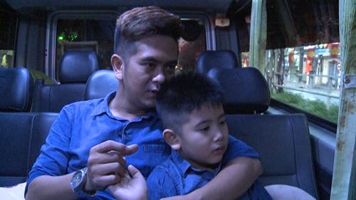 Hùng Thuận nghiêm khắc dạy bảo khi con trai nói dối - 2