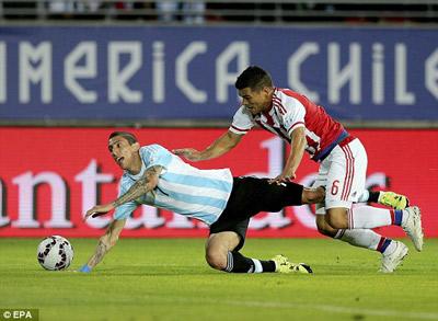 TRỰC TIẾP Argentina – Paraguay: Kết thúc có hậu (KT) - 6