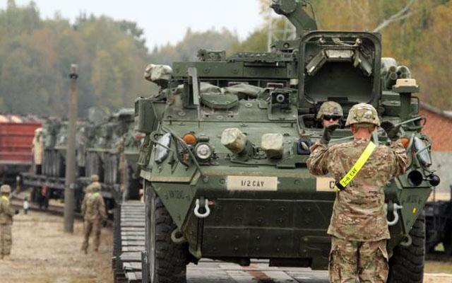 Mỹ sắp ồ ạt triển khai vũ khí hạng nặng sát sườn Nga? - 1