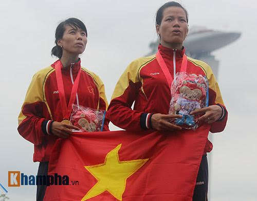 "SEA Games 14/6: Taekwondo ""gặt vàng"", VN có HCV thứ 73 - 3"